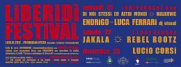 "Musica originale al ""Liberidì Festival"""