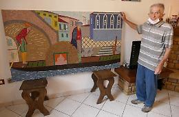 Il mosaico di Ceretti. Dopo 65 anni ecco il debutto