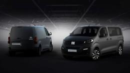 Stellantis, arrivano i nuovi Fiat Professional Scudo e Ulysse