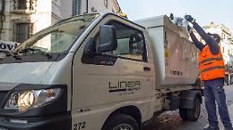 A Crema ladri di marmitte: razziati 6 furgoni della raccolta dei rifiuti
