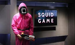 Squid game, giusto incriminare la serie? Webinar con il Corecom
