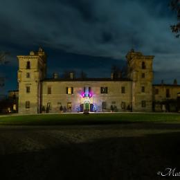 Notte del mistero a castello Mina Della Scala, visita guidata